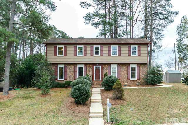 1011 Cuscowilla Drive, Cary, NC 27511 (#2372296) :: Choice Residential Real Estate