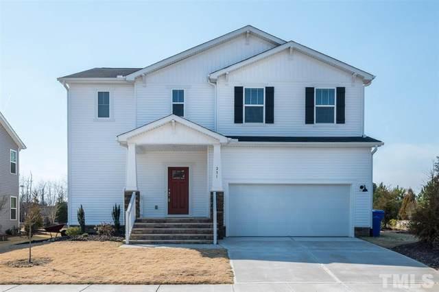 231 Pilsen Drive, Fuquay Varina, NC 27526 (#2372447) :: Choice Residential Real Estate