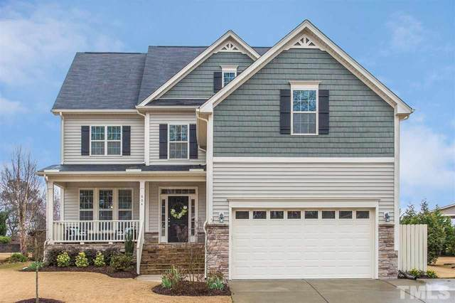 604 Crimson Oak Lane, Fuquay Varina, NC 27526 (#2372452) :: The Jim Allen Group