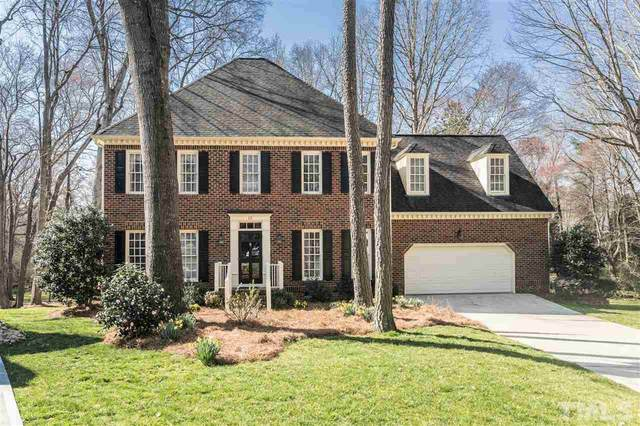 117 Thornewood Drive, Cary, NC 27518 (#2372478) :: Choice Residential Real Estate