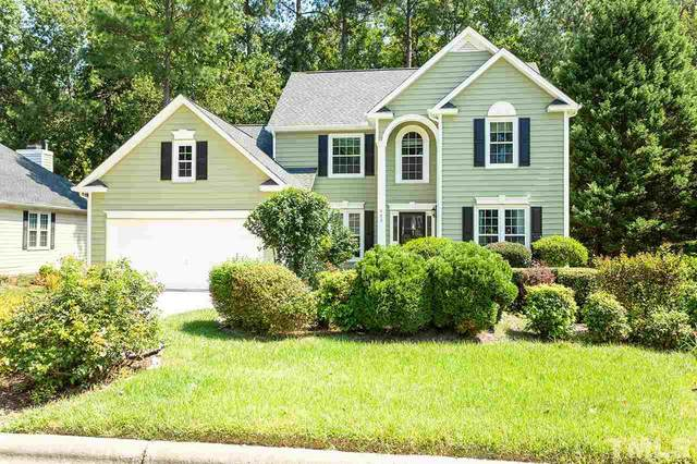 125 Longbridge Drive, Cary, NC 27518 (#2372507) :: Choice Residential Real Estate