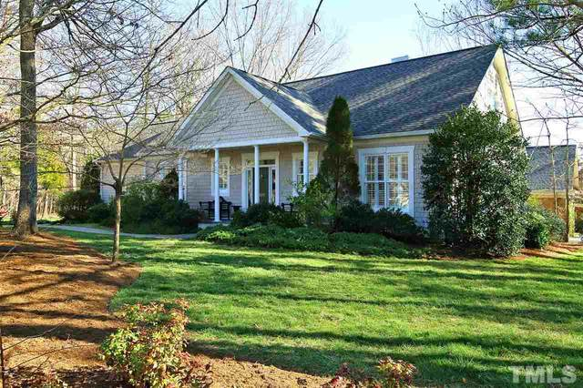 400 Lancaster Drive, Chapel Hill, NC 27517 (#2372549) :: Choice Residential Real Estate