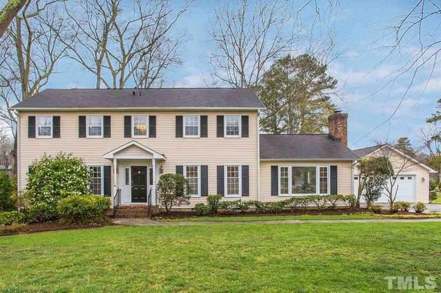 1118 Burning Tree Drive, Chapel Hill, NC 27517 (#2372586) :: Kim Mann Team