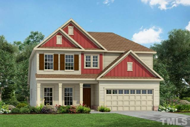 114 Stephens Timberline View, Clayton, NC 27520 (#2372611) :: Bright Ideas Realty