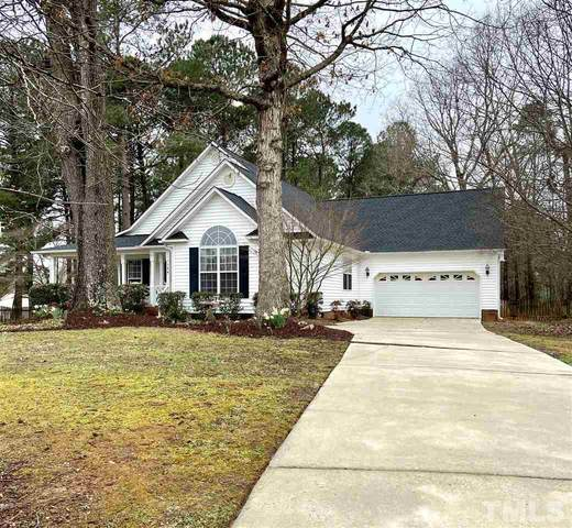 134 Natalie Drive, Raleigh, NC 27603 (MLS #2372633) :: On Point Realty