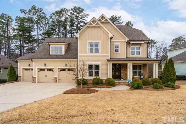 2804 Brighton Forest Drive, Apex, NC 27539 (MLS #2372639) :: On Point Realty