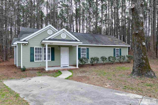 7012 Corfu Place, Wendell, NC 27591 (#2372668) :: Real Estate By Design