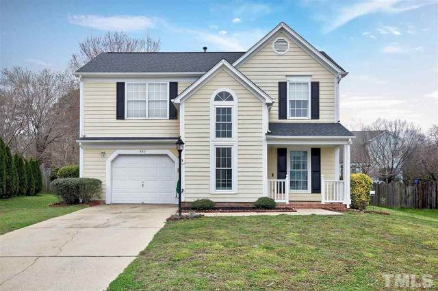 905 Starkland Way, Holly Springs, NC 27540 (#2372689) :: Choice Residential Real Estate