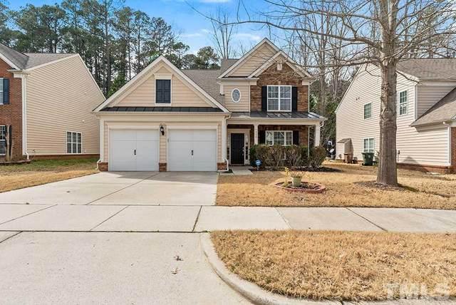 338 Euphoria Circle, Cary, NC 27519 (#2372697) :: Choice Residential Real Estate