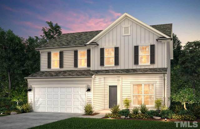8400 Jordan Meadow Drive Hiva Lot 436, Fuquay Varina, NC 27526 (#2372724) :: M&J Realty Group