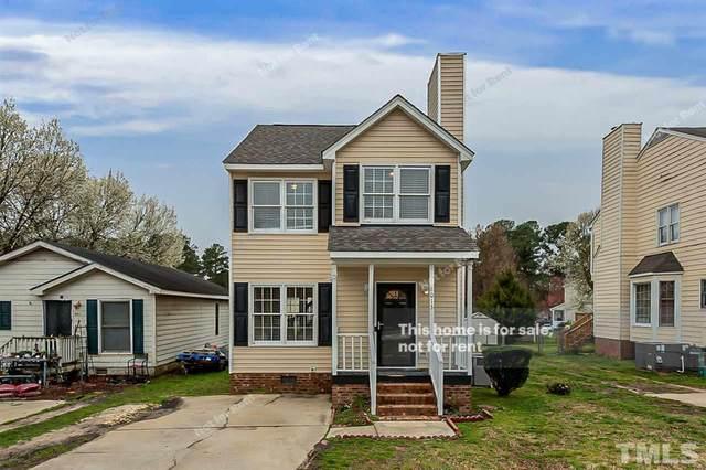 8013 Perry Creek Road, Raleigh, NC 27616 (#2372754) :: Steve Gunter Team