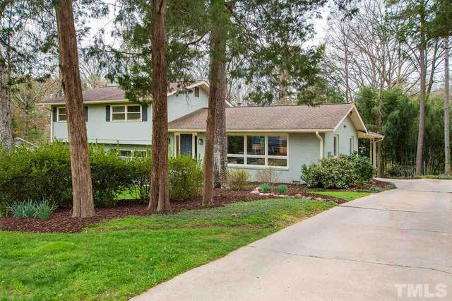 603 Emory Drive, Chapel Hill, NC 27517 (#2372804) :: Choice Residential Real Estate