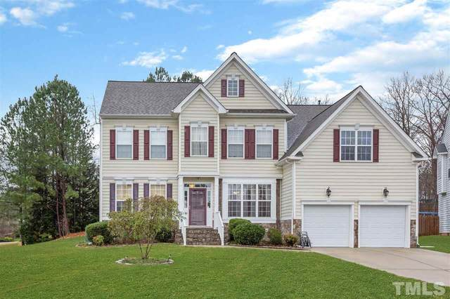 101 Big Laurel Court, Holly Springs, NC 27540 (#2372863) :: Choice Residential Real Estate