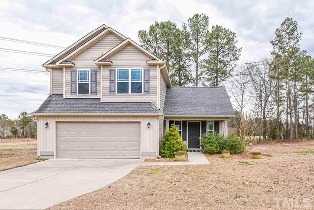 155 Timberland Drive, Angier, NC 27501 (#2372889) :: Choice Residential Real Estate