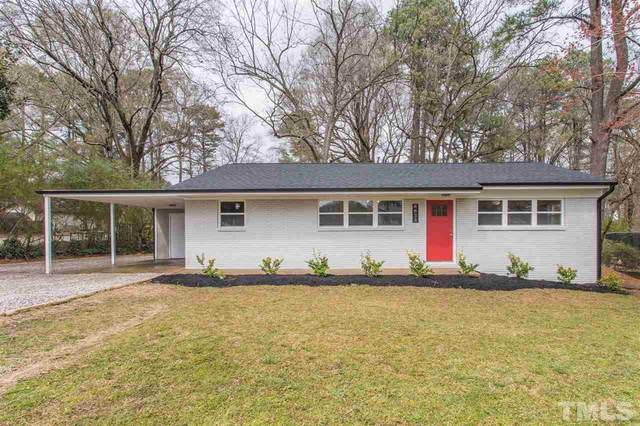 8638 Chapel Hill Road, Cary, NC 27513 (#2372905) :: Triangle Just Listed