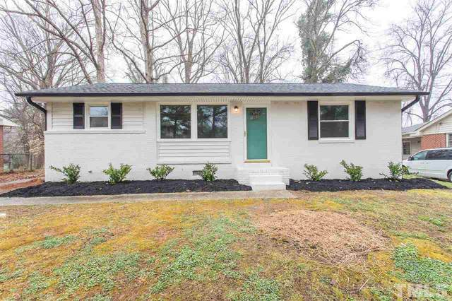 1001 Belmont Drive, Raleigh, NC 27610 (#2372906) :: Masha Halpern Boutique Real Estate Group