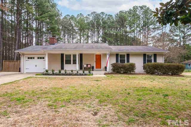 8009 Deer Meadow Drive, Apex, NC 27539 (#2372908) :: Rachel Kendall Team