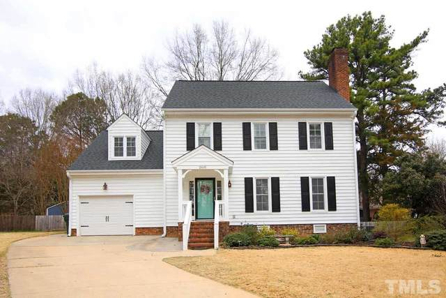 2605 Patriot Place, Raleigh, NC 27615 (#2372913) :: M&J Realty Group