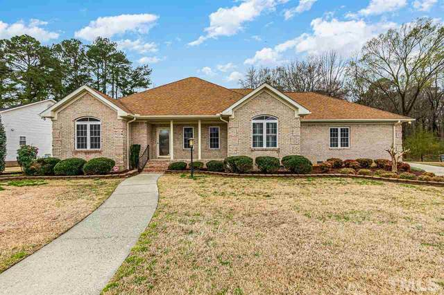 1103 Dixie Drive, Selma, NC 27576 (#2372937) :: Triangle Top Choice Realty, LLC