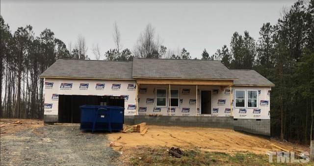 75 Dale Ridge Drive Lot 8, Princeton, NC 27569 (#2372964) :: The Perry Group