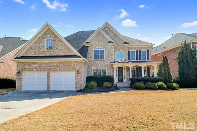 109 Level Ridge Drive, Cary, NC 27519 (#2372966) :: Steve Gunter Team