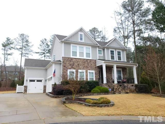 121 Winterview Place, Apex, NC 27539 (#2372987) :: M&J Realty Group