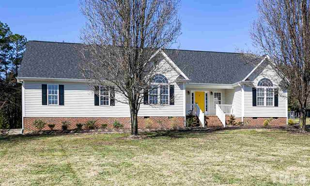 156 Fork Junction Road, Timberlake, NC 27583 (#2373020) :: Choice Residential Real Estate