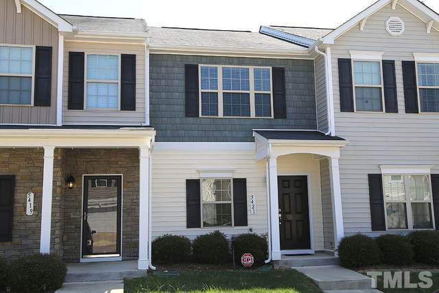 5421 Big Bass Drive, Raleigh, NC 27587 (#2373035) :: Choice Residential Real Estate