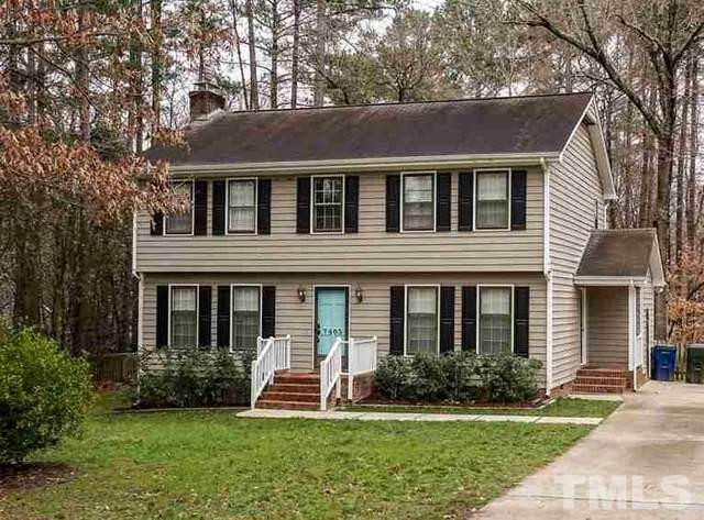 7405 Peppercorn Court, Raleigh, NC 27613 (#2373038) :: Choice Residential Real Estate