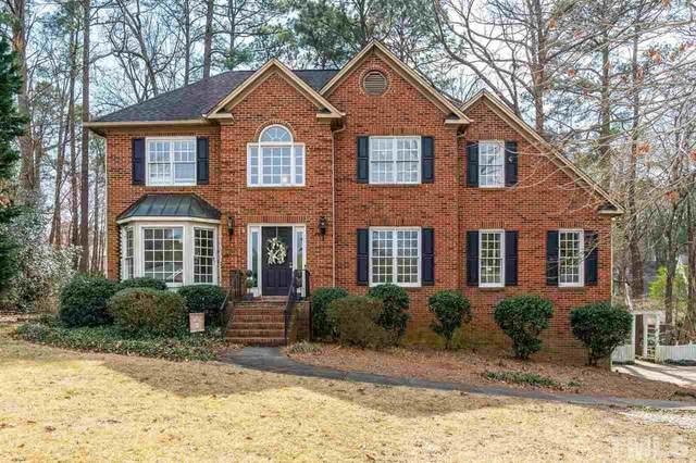 2645 Buckingham Drive, Sanford, NC 27330 (#2373049) :: Choice Residential Real Estate