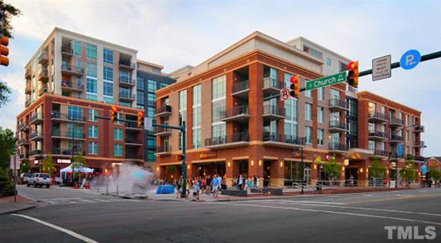 140 W Franklin Street #429, Chapel Hill, NC 27516 (MLS #2373052) :: The Oceanaire Realty