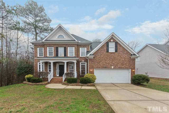 717 Bluffcreek Drive, Fuquay Varina, NC 27526 (#2373054) :: Southern Realty Group