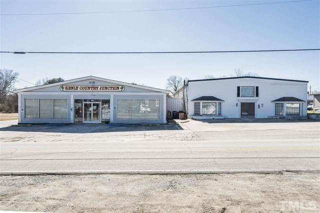 108 N Railroad Street, Kenly, NC 27542 (#2373077) :: Kim Mann Team