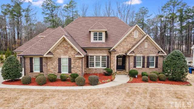 5124 Doughtymews Lane, Fuquay Varina, NC 27526 (#2373093) :: Choice Residential Real Estate