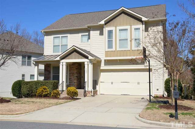 737 Weavers Ridge Drive, Cary, NC 27519 (MLS #2373108) :: The Oceanaire Realty