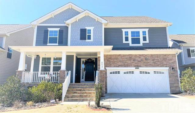 2613 Tunstall Grove Drive, Apex, NC 27523 (MLS #2373156) :: On Point Realty