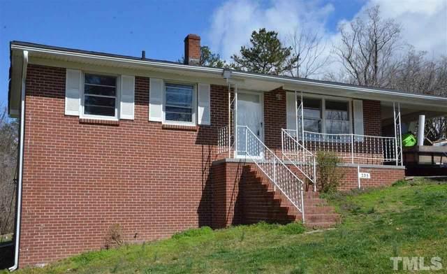 235 Melvin Wrenn Road, Yanceyville, NC 27379 (#2373212) :: Scott Korbin Team