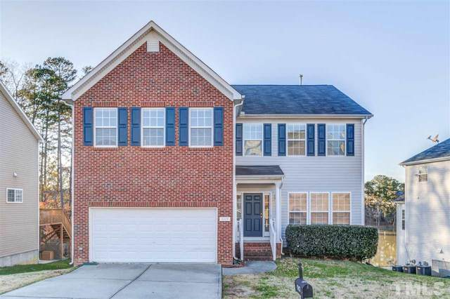 517 Thistlegate Trail, Raleigh, NC 27610 (#2373215) :: M&J Realty Group