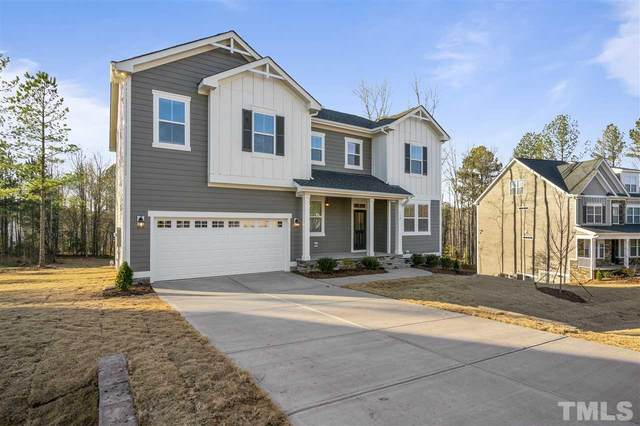 105 Rossell Park Circle, Garner, NC 27529 (#2373276) :: The Jim Allen Group