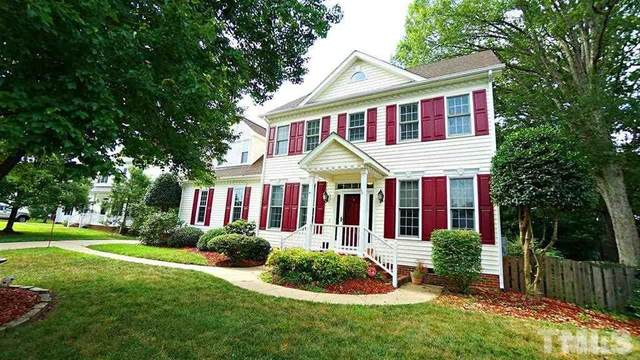 1005 Brittley Way, Apex, NC 27502 (MLS #2373293) :: The Oceanaire Realty