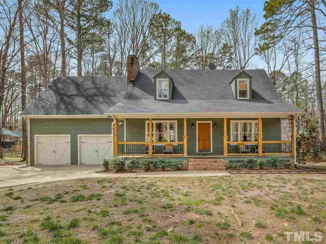 105 Fawn Drive, Wake Forest, NC 27587 (#2373321) :: Choice Residential Real Estate