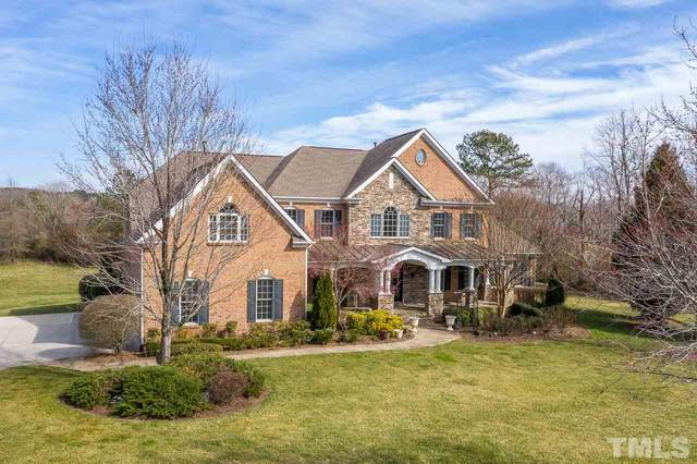 101 Whirlaway Lane, Chapel Hill, NC 27516 (#2373344) :: Kim Mann Team