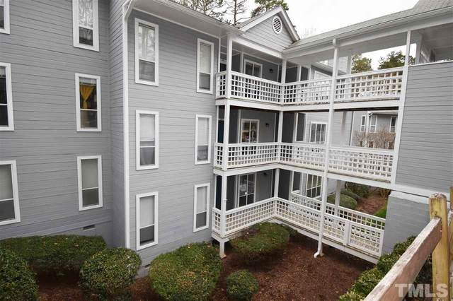4611 Timbermill Court #102, Raleigh, NC 27612 (#2373417) :: Triangle Just Listed