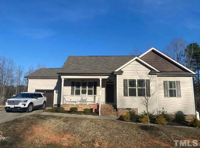 165 Alcock Lane, Youngsville, NC 27596 (#2373451) :: Steve Gunter Team