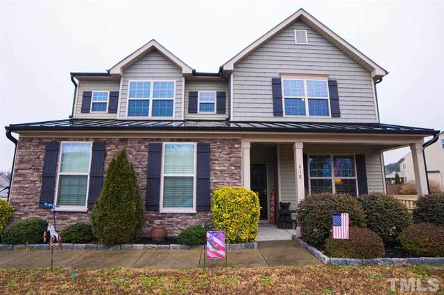 618 Spruce Meadows Lane, Willow Spring(s), NC 27592 (#2373508) :: RE/MAX Real Estate Service