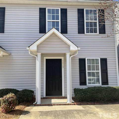 5803 Osprey Cove Drive, Raleigh, NC 27604 (#2373533) :: Southern Realty Group