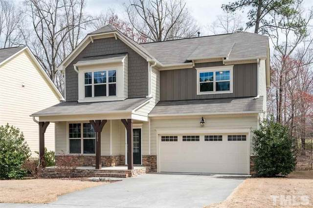 2101 Longmont Drive, Wake Forest, NC 27587 (#2373543) :: M&J Realty Group