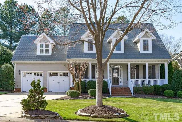108 Cobblepoint Way, Holly Springs, NC 27540 (#2373563) :: Triangle Just Listed