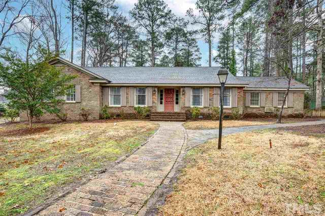 3805 Hawthorne Road, Rocky Mount, NC 27804 (#2373655) :: Classic Carolina Realty