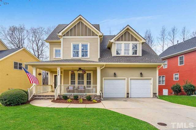 304 Edgepine Drive, Holly Springs, NC 27540 (#2373670) :: The Jim Allen Group